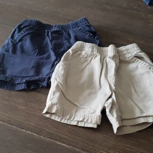 Pair of Identical shorts*2colors